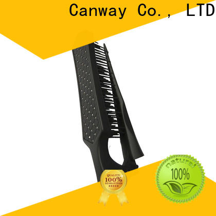 Canway tail hairdressing brushes suppliers for hairdresser