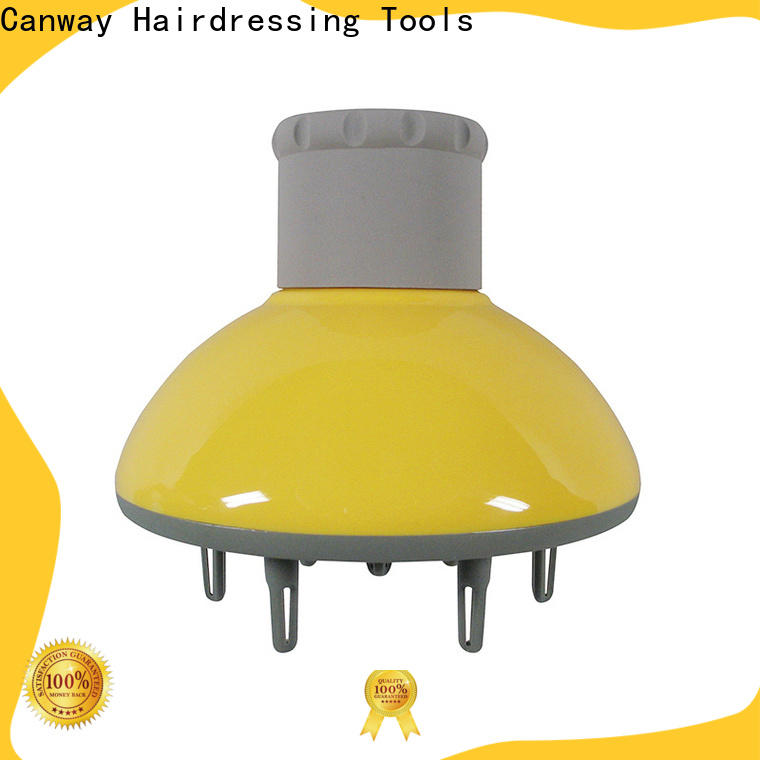 Canway space hair dryer diffuser attachment company for women