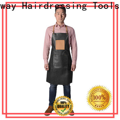 Canway canvas salon aprons factory for barber