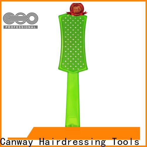 New barber comb diamond supply for hairdresser