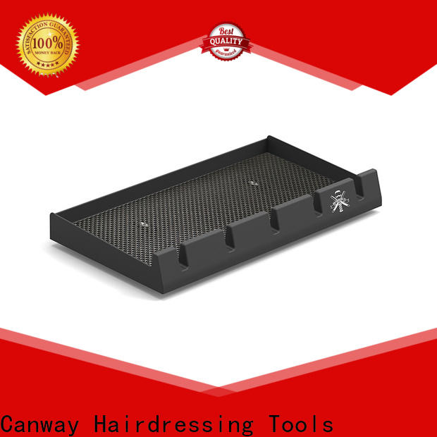 Canway color salon hair accessories factory for barber