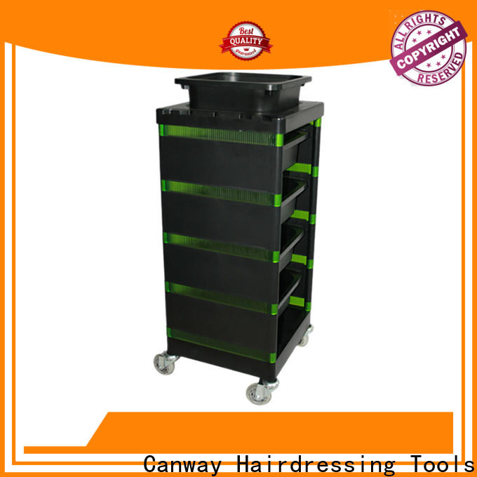Canway trolley hair salon accessories supply for beauty salon