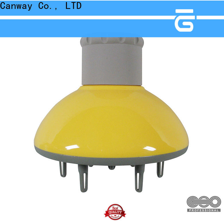 Canway Latest hair diffuser attachment manufacturers for women