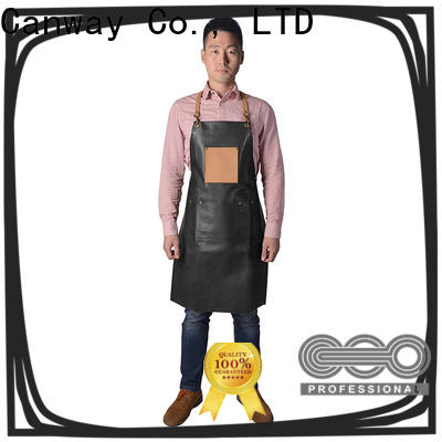 Canway Custom hair apron manufacturers for barber