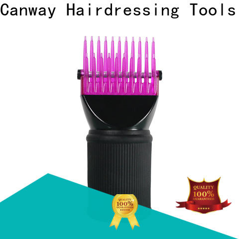 Canway windspin diffuser attachment supply for hairdresser