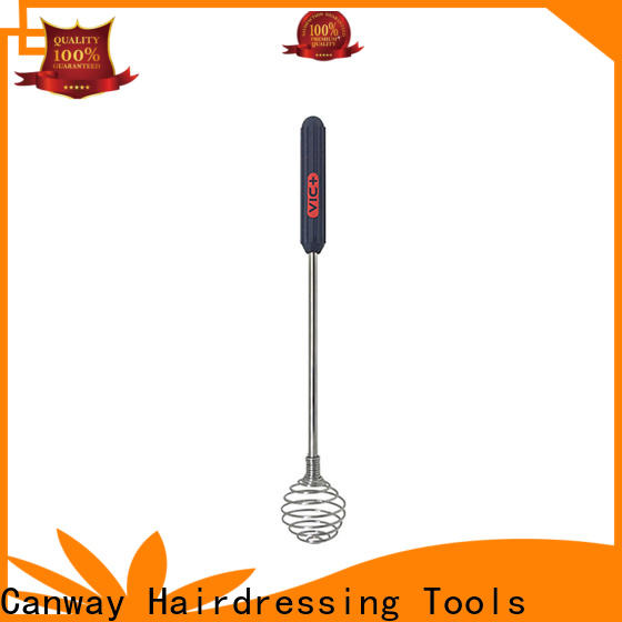 Canway New hair salon accessories factory for barber