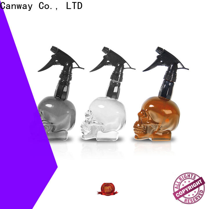 Canway spray hair spray bottle manufacturers for hairdresser