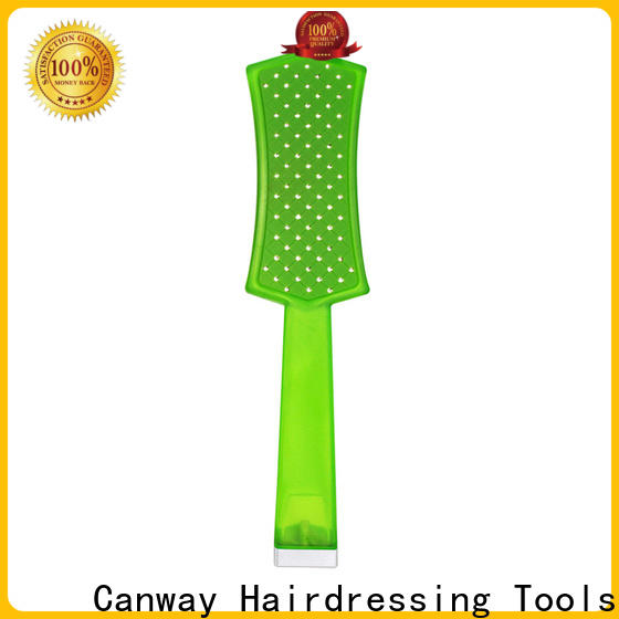 Canway New comb brush factory for hairdresser