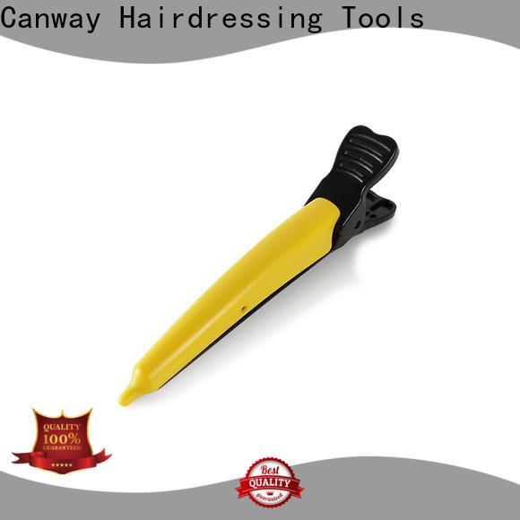 Canway Custom hairdresser clips company for hair salon
