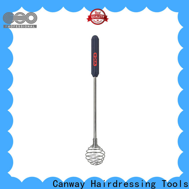 Canway touch beauty salon accessories factory for barber
