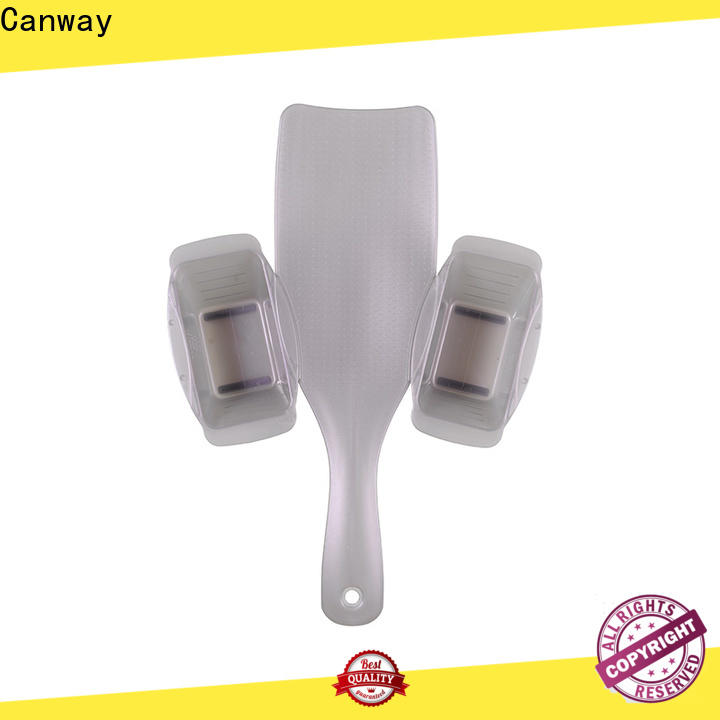 Canway two tint hair brush for business for hair salon