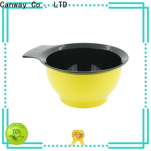 Canway bowls tinting bowl and brush factory for barber