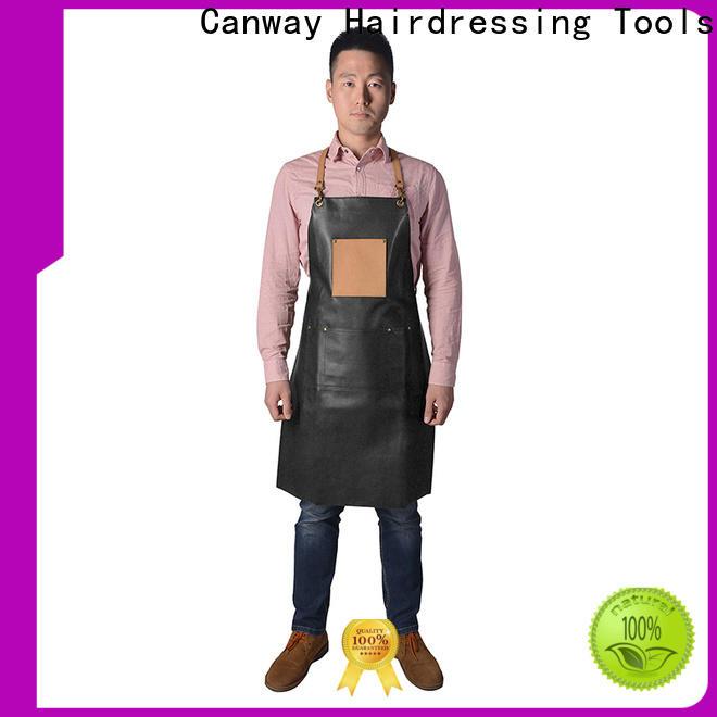 Canway Custom barber apron for business for hairdresser