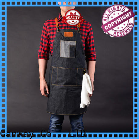 Canway New hairdresser apron suppliers for hairdresser
