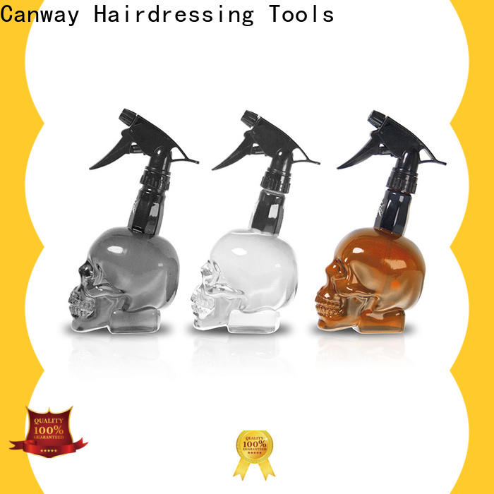 Canway Latest hair spray bottle for business for hairdresser