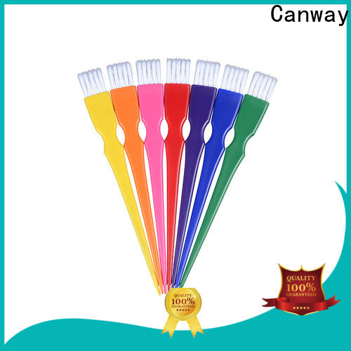 Canway New tinting bowl and brush factory for hair salon