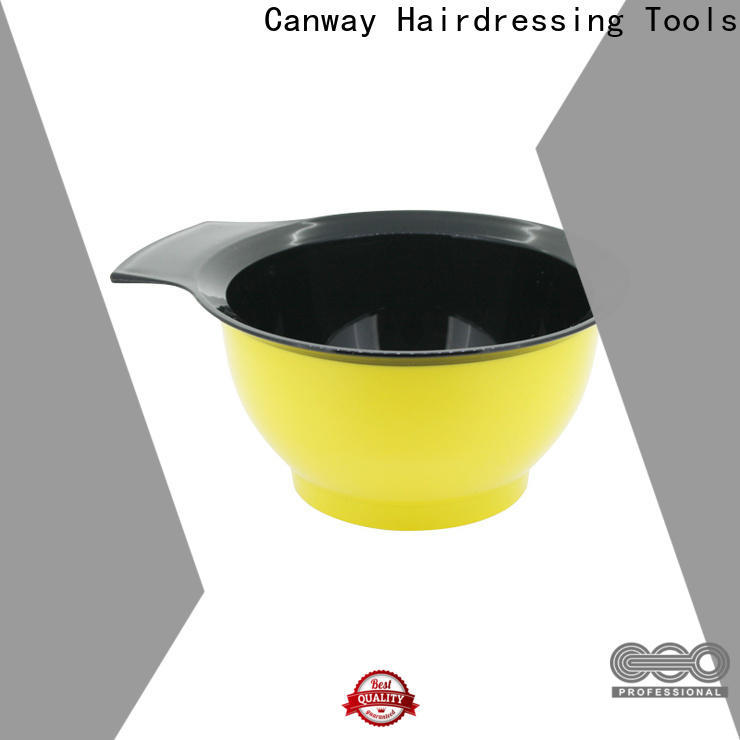 Canway different tint bowl supply for hair salon