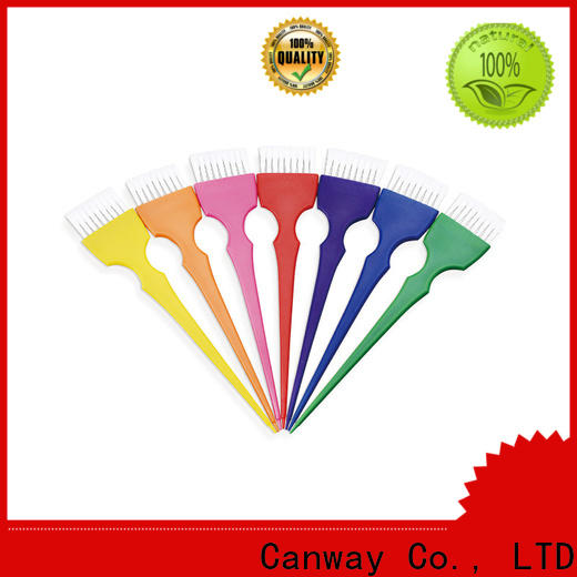 Canway Top tinting bowl and brush manufacturers for hair salon