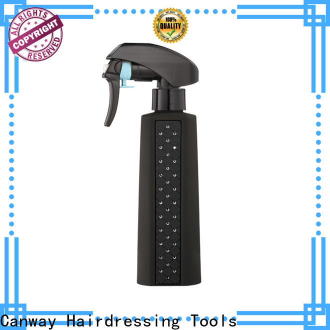 Canway Latest hair spray bottle manufacturers for hair salon