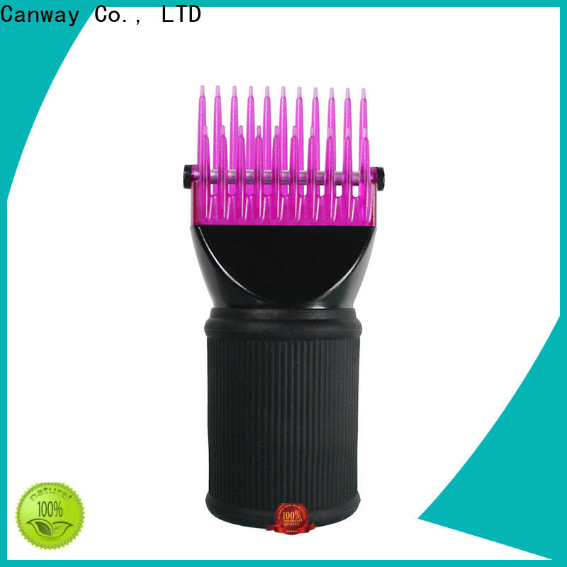 Canway comb diffuser attachment manufacturers for beauty salon