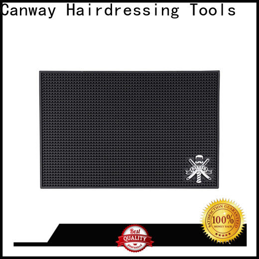 Canway silicone hairdressing accessories factory for beauty salon