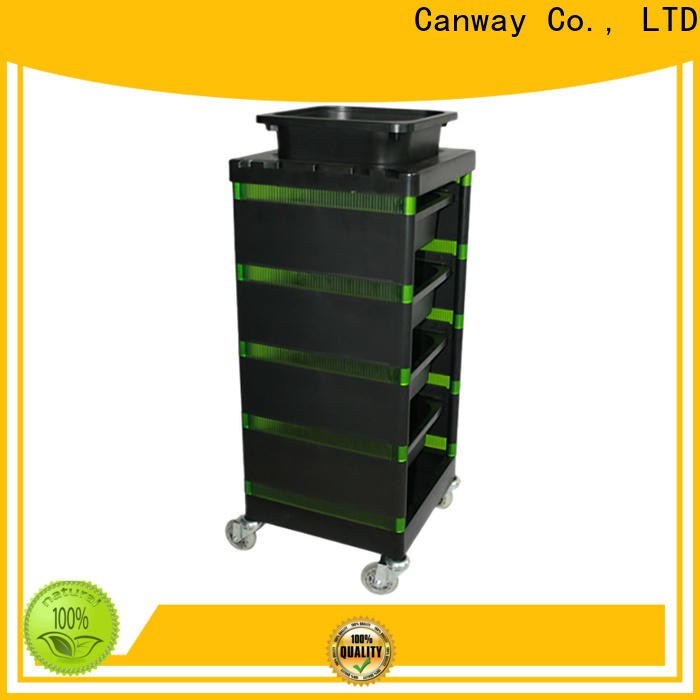 Canway comfortable hair salon accessories company for hairdresser