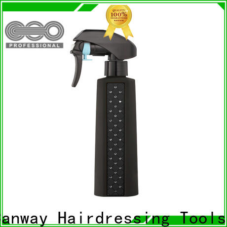 Canway 550ml hair spray bottle factory for hair salon