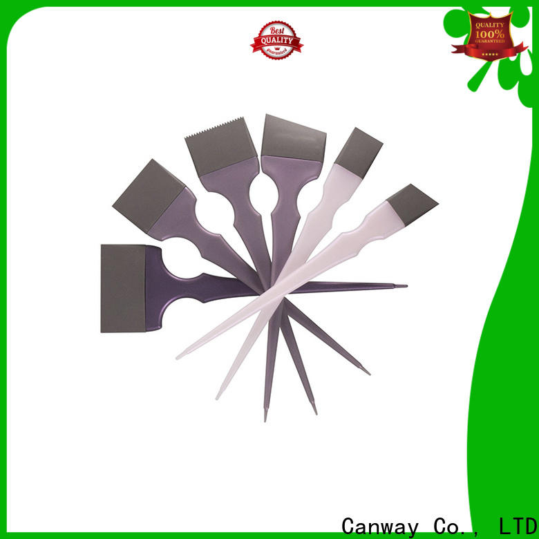 Canway Wholesale tinting paddle suppliers for hairdresser