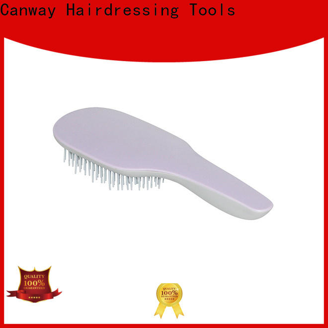 Canway tangle barber comb suppliers for kids