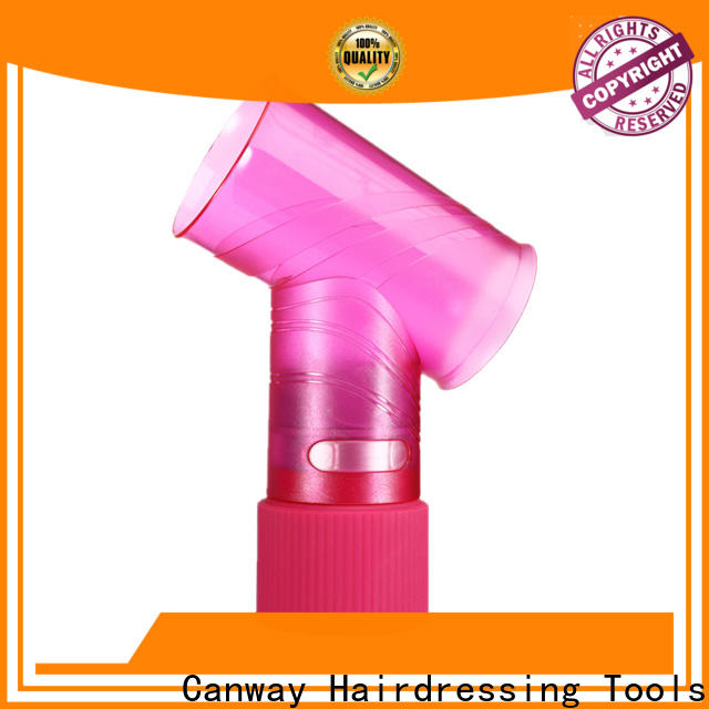Canway saving hair dryer diffuser attachment manufacturers for hair salon