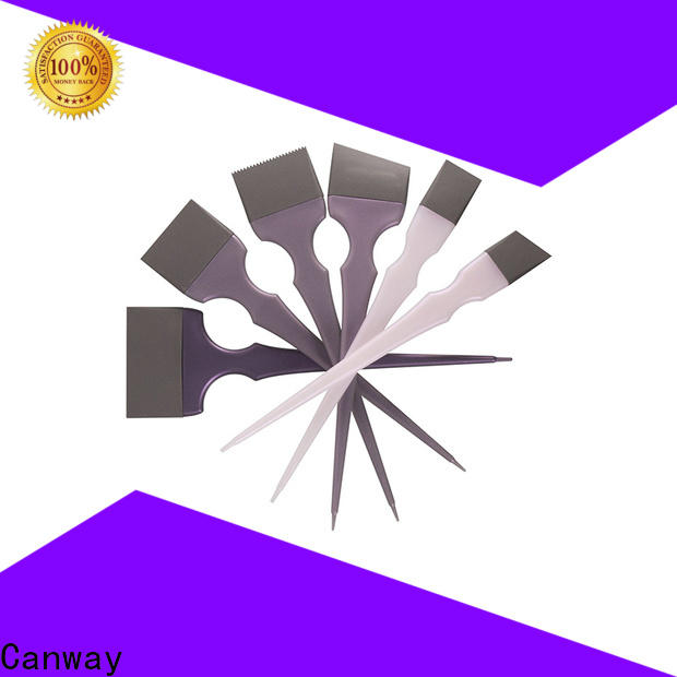 Canway Latest hairdressing tint brushes manufacturers for hair salon