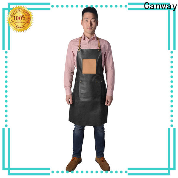 Canway adjustable barber apron suppliers for beauty salon