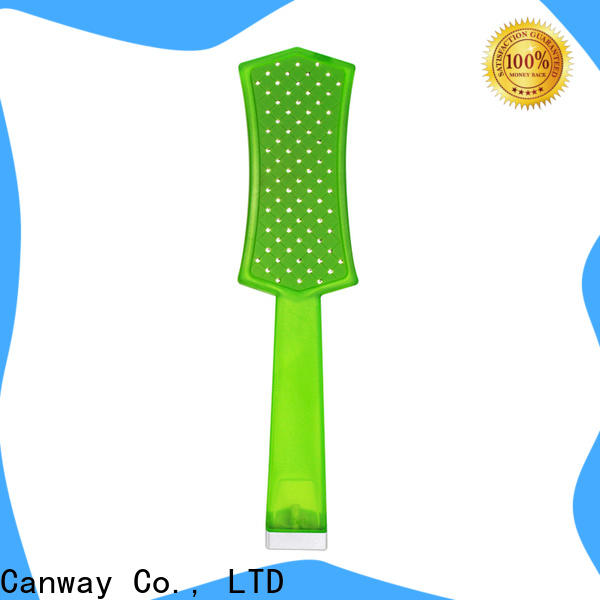 Canway Top hair brush and comb factory for men