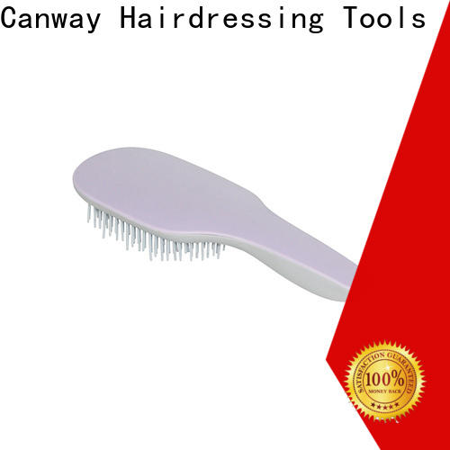 Canway luxury salon hair brush factory for hairdresser