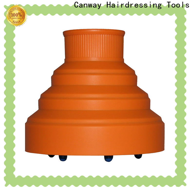 Canway High-quality diffuser attachment factory for hairdresser