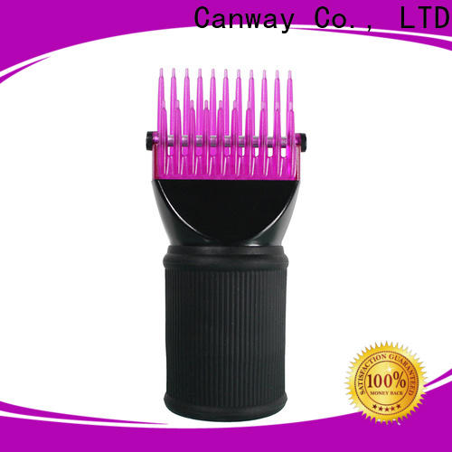 Canway design curly hair diffuser factory for beauty salon