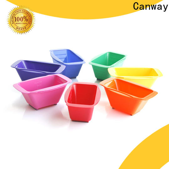 Canway size tint brush company for hairdresser