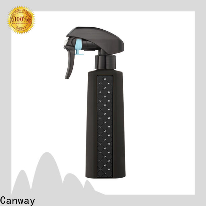 Canway plastic salon spray bottle supply for barber