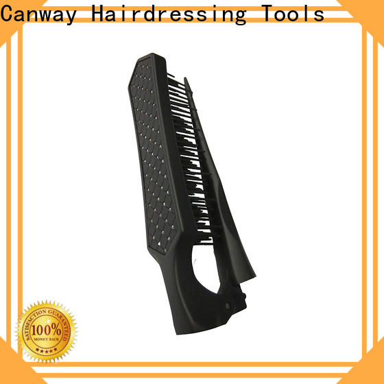 Canway Latest hair detangle brush manufacturers for kids