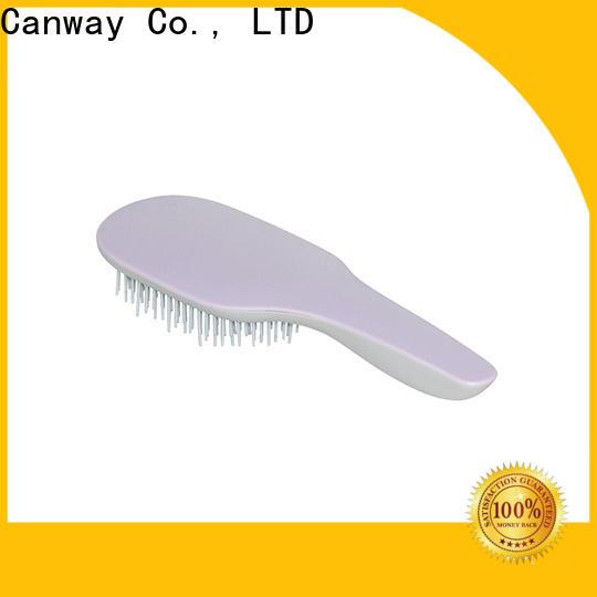 Canway Wholesale hair detangle brush factory for hairdresser