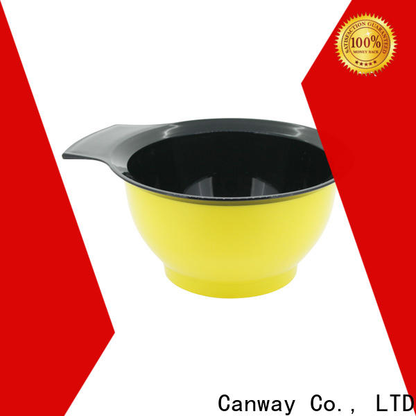 Latest tint bowl different suppliers for hair salon