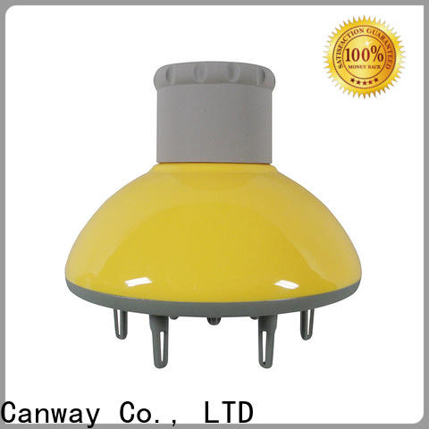 Canway folding curly hair diffuser supply for hairdresser