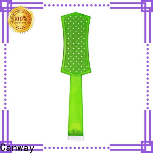 Canway effective hair brush and comb supply for hairdresser