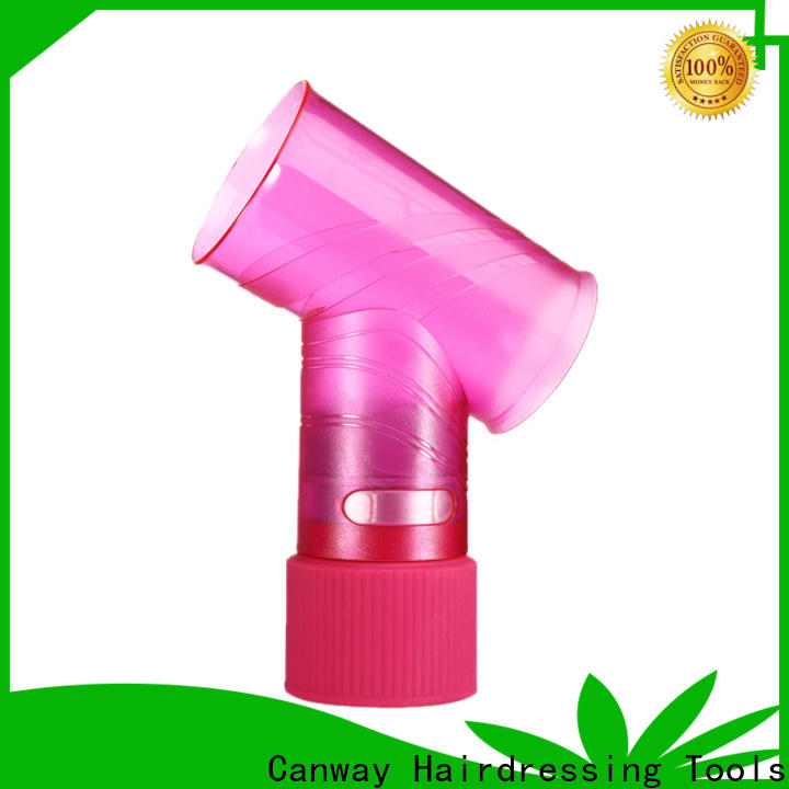 Canway folding hair dryer diffuser attachment suppliers for beauty salon