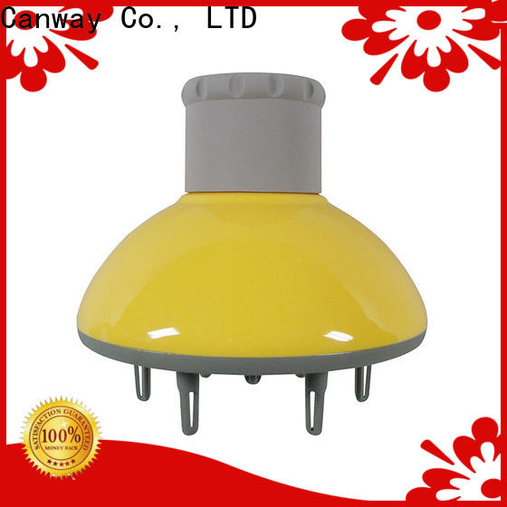 Canway nozzle hair dryer diffuser attachment manufacturers for women