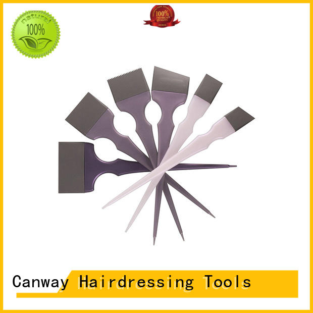 Canway colors tinting paddle supply for beauty salon