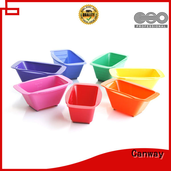 New tint bowl silicone manufacturers for beauty salon