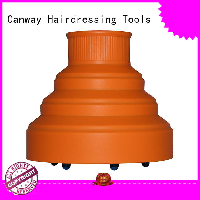 Canway magic curly hair diffuser for business for hairdresser