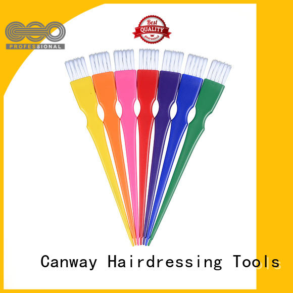 New tinting bowl and brush seven for business for hair salon