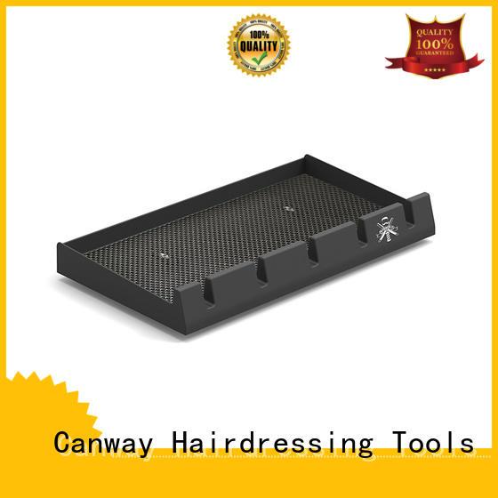 barber mat whisk for hairdresser Canway